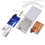 Tool Card USB Flash Driver with Colorful Printing