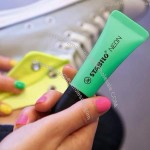 Toothpaste-like Highlighter Pen