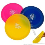 TPR Soft Flexible Frisbee