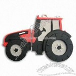 Tractor-shaped USB Flash Drive