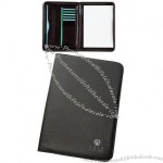 Trafford A4 Zip Folder with pads and pens