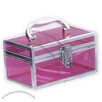 Transparent Beauty Cosmetic Boxes