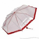 Transparent Fold Umbrella