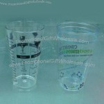 Transparent SAN(AS) Drinking Cup