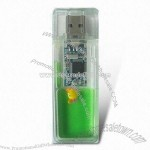 Transparent Usb Flash Disk