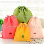 Travel Drawstring Clothing Pouch