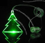 Tree Shape Flashing Necklace