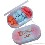 Tri-Case Pill Box