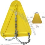 Triangle Wheel Lock, Wheel Clamp