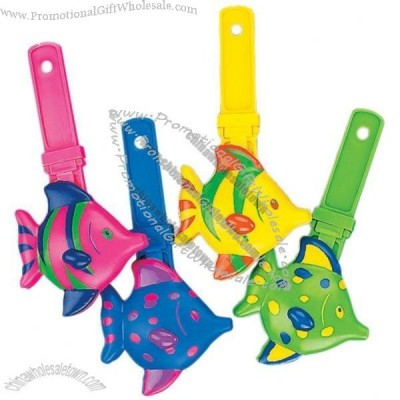 Tropical fish shape hand clappers china wholesaler 297797666 for Tropical fish wholesale