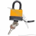 Tubular EU Standard Key Lock Cylinder with Waterproof Laminated