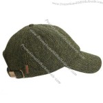 Tweed Sports Cap