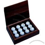 Twelve Pack Golf Ball Display Box