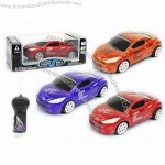 Two-Way Remote Control Car Without Battery