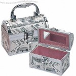 U.S. Dollar Design Cosmetic Case