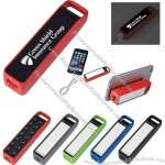 UL Listed Stay Fast Power Bank with Suction Cups