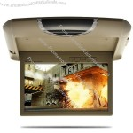 """Ultra-thin 9"""" Roof Mount LCD Monitor (800 x 480, Remote)"""