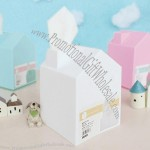 Umbra Casa Tissue Box Cover - House Shaped