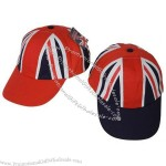 Union Jack Baseball Caps