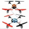 Unique V929 2.4GHz Beetle Remote Controlled UFO RC Helicopters