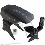Universal Car Centrer Console Arm Rest / Hand Rest - Black Color