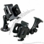 Universal GPS Car Mount Holder for Different Size of Mobile Phone, GPS