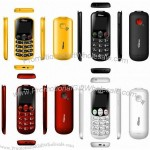 Unlocked Original Dual Sim Mobile Phone With SOS Button, Low End Elderly Phone With Big Keypad