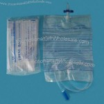 Urine Bags, 2L, with Cross Valve/Outlet, Competitive Offer