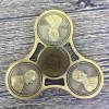 USA America EDC Metal Hand Finger Spinner