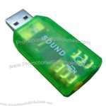 USB Audio Sound Card Adapter