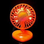 USB Cooling Fan with LED Meesage or Without LED Meesage