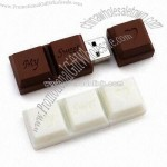 USB Flash Drive in Chocolate Shape