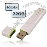 USB Flash Drive - Style Lime