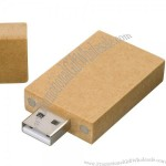 USB Memory Stick made from Recycled Paper