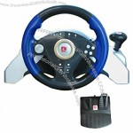 USB/ PS2 Steering Wheel