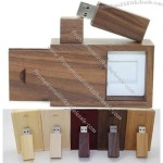 USB2.0 Customize Logo/Name Engrave Bamboo Wooden USB Flash Drives
