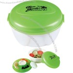 Vacuum PP Plastic Food Storage Container