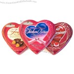 Valentine's Heart Tin Packaging Box