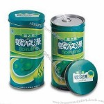 Various Shapes and Sizes Gift Tin Box for Food Storage