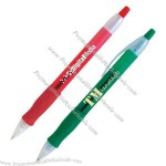 Velocity (R) Bic (R) - Super smooth ballpoint pen with black gel ink and contoured grip