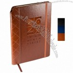 Venezia Quilted Journal with Pen Slot