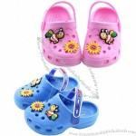Very Soft Children's Shoes with EVA Upper, EVA Sole