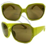 Vintage Sunglasses with Square Frame