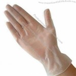 Vinyl Medical Examination Glove, Used for One-time