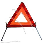 Warning Triangle Orange
