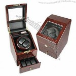 Watch Boxes, 5mm MDF with Piano Bakes Lacquered Outside/700gsm Cardboard Coated with Velvet