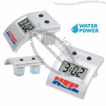 Water Power Clock(6)