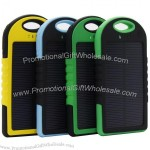 Waterproof Portable Solar Mobile Phone USB Charger