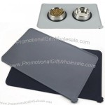 Waterproof Silicone Pet Mat - Eating Spill-Proof Pet Placemat