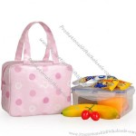 Waterproof Thermal Lunch Bag with Preservation Box